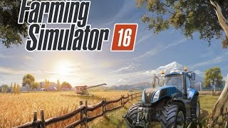 Farming Simulator 16 - симулятор сельского хозяйства на Android