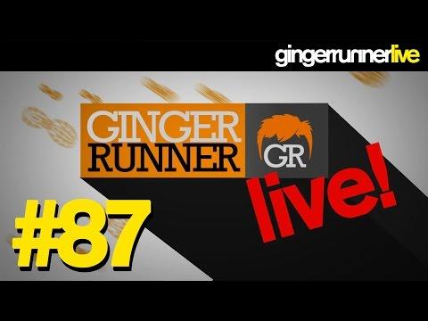 GINGER RUNNER LIVE #87 | The Stephanie Howe Episode