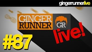 GINGER RUNNER LIVE #87 | The Stephanie Howe Episode