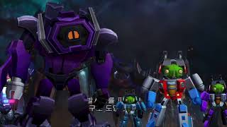 Angry Birds Transformers: BumbleBee - Cybertron Scene