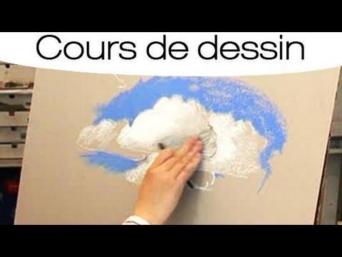 Cours de dessin dessiner un nuage youtube for Comment faire des dessins de construction