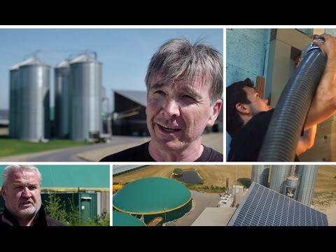 Le parc d'énergie à Guin - Ensemble vers le tournant énergétique