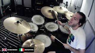 KISS - Hard Times (Drum Cover)