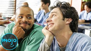 Top 10 Best Ruฑning Gags on Scrubs