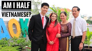 My American + Vietnamese Identity | Multicultural Marriage | AMWF [VIET SUB] Video