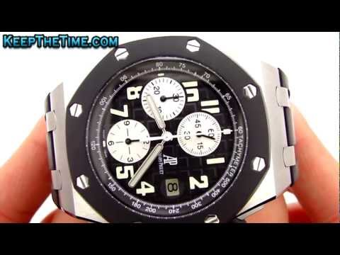 AUDEMARS PIGUET Royal Oak Offshore AP ROO Hands-On HD Video
