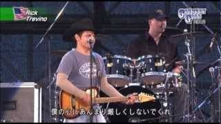 COUNTRY GOLD2012(6/6) - Rick Trevino