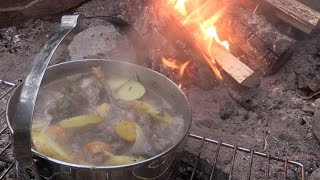 Wild Cooking - Duck Stew