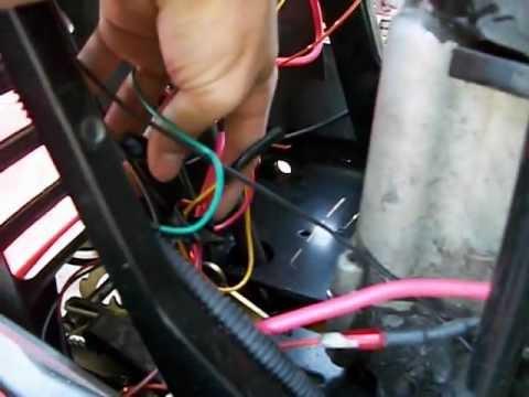 CUB CADET LT1045 ELECTRICAL DIAGRAM