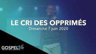#1 Le cri des opprimés // JUSTICE | Kyvenz Amédée