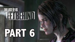 The Last of Us Left Behind DLC Walkthrough Part 6 - Joel's Protector (PS3 Let's Play Gameplay)