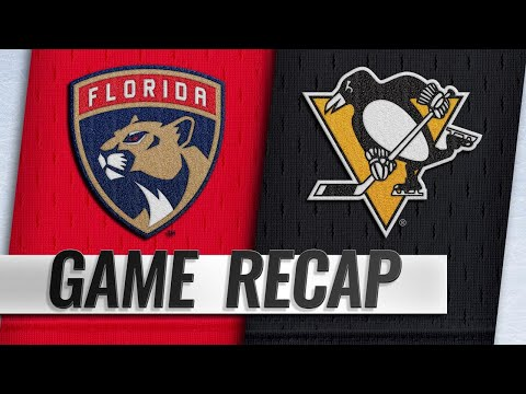 Rust scores twice for Penguins in 5-1 victory