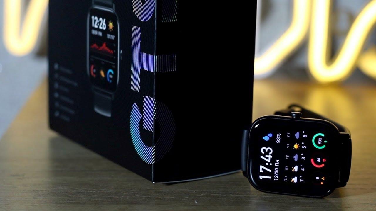 Xiaomi Amazfit GTS   полный обзор! ЛУЧШЕ ЧЕМ Apple Watch??