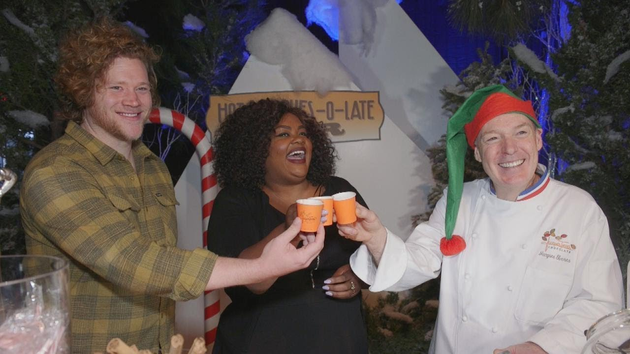 Nicole Byer And Jacques Torres Reveal 3 Fool Proof Ways To Nail Nailed It Exclusive Youtube