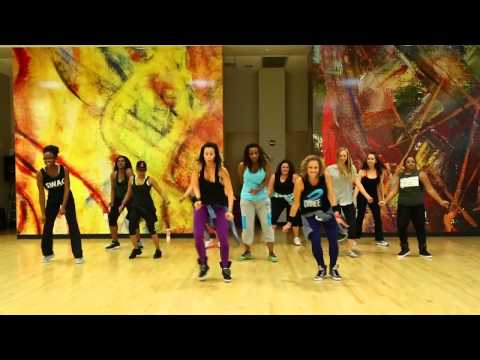 """Passion Whine"" by Farruko ft. Sean Paul – Zumba Choreography"