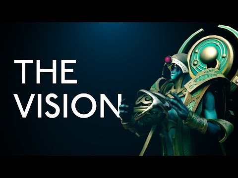 Dota 2 The Vision | Short Film Contest 2016 (Entry By 4fun)
