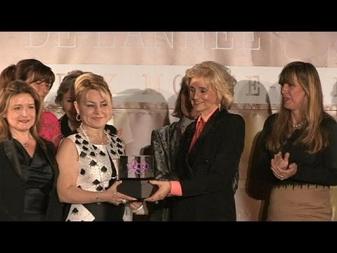Monaco celebrates worthy women with Prix Monte-Carlo award