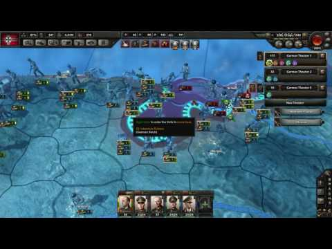 Magyar Let's Play Hearts of Iron 4 - Németország - 8. Rész
