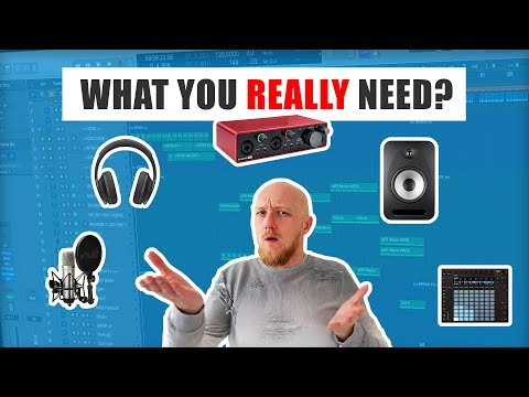 Best Music Production Equipment For Beginners 2020 - Studio Gear EXPLAINED