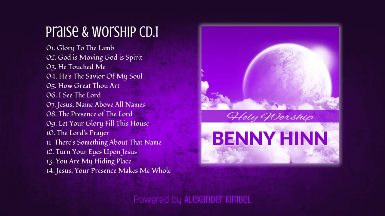 Download Benny Hinn   Holy Worship CD1