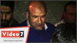 علاء حسانين يتفقد القرية المحترقة بالشرقية ويعالج بعض الحالات المتضررة