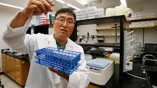 Swatting Mosquitos Scientifically at UNT Health Science Center
