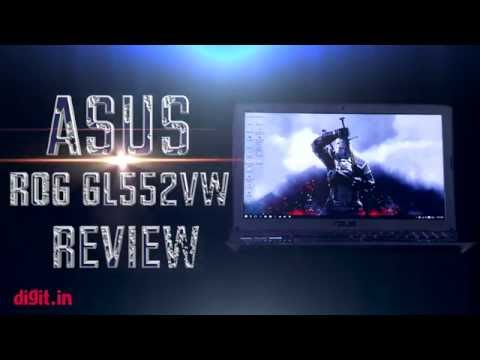 Asus ROG GL552VW Laptop Review