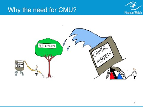 "Understanding ""Capital Markets Union"" - A Finance Watch Webinar"