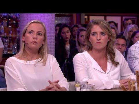 'Ze schrok van wat ze zag toen ze in de spiegel keek' - RTL LATE NIGHT