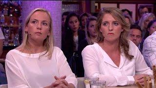 """""""Ze schrok van wat ze zag toen ze in de spiegel keek"""" - RTL LATE NIGHT"""