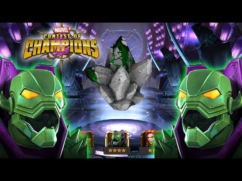 Cosmic Control Crystal Opening (Annihilus): Marvel Contest Of Champions