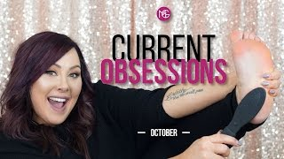 Current Obsessions October | Makeup Geek