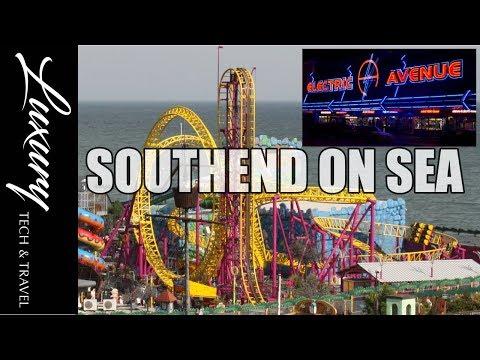 Southend On Sea Adventure Island