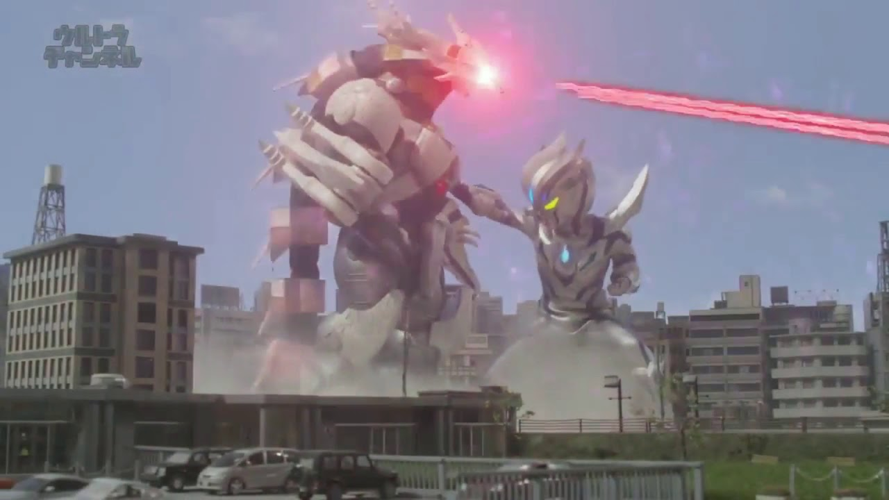Ultraman Geed - Zero Beyond Debut and Fight