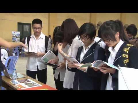 Education USA Spring Fair 2015 - Hanoi