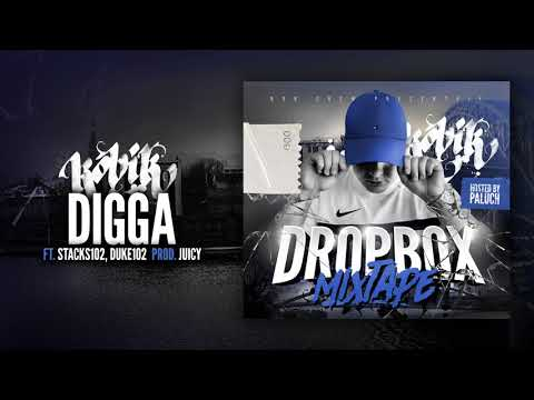 "Kobik ""DIGGA"" (ft. Stacks102,Duke102) (prod. Juicy) DROPBOX MIXTAPE 2017"