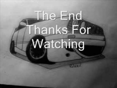 How To Draw A Tuning Bmw E30