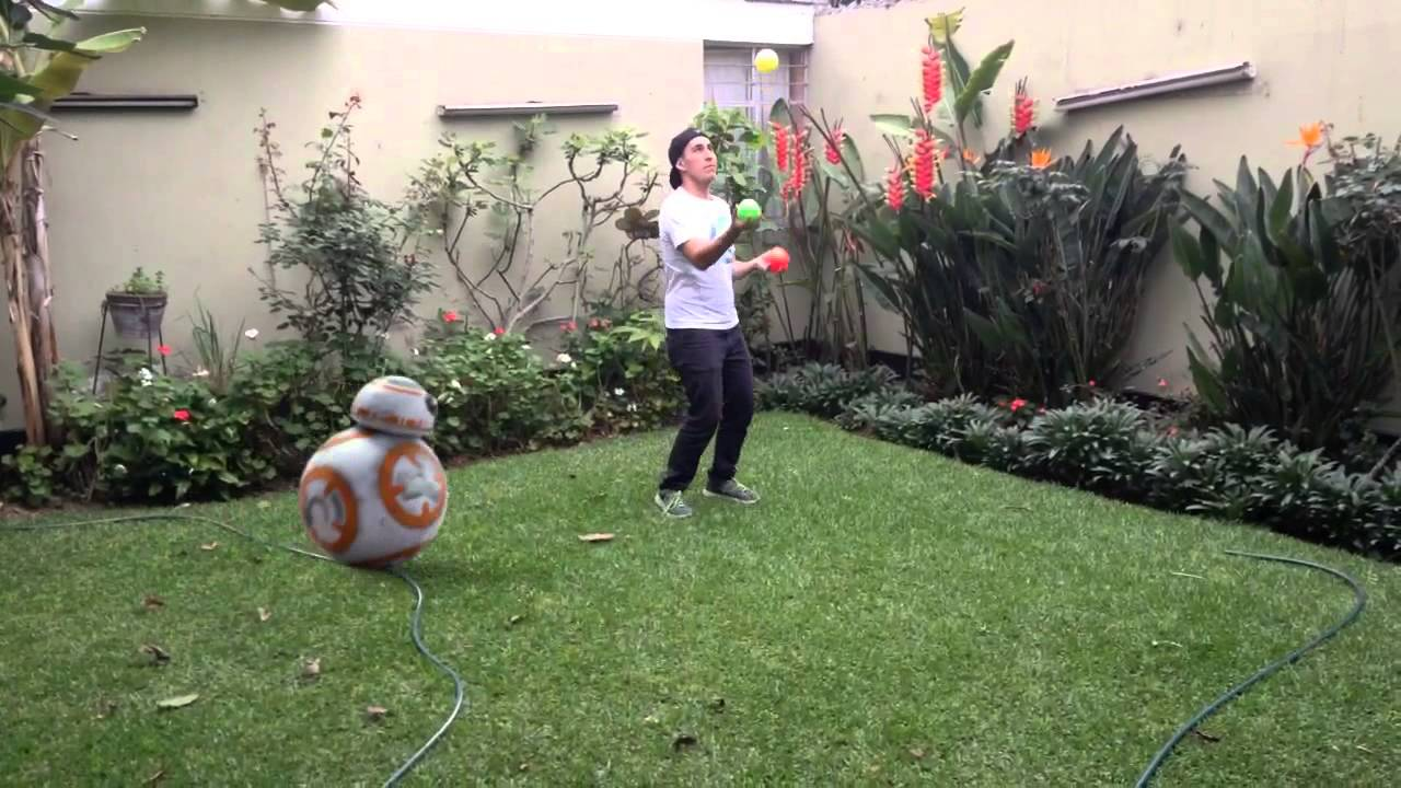 bb8 attacks with action movie fx youtube