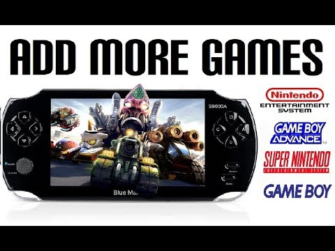 download gba games for mp5