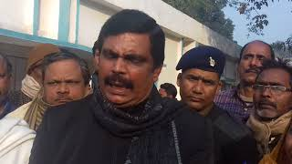 On the realse of film padmavt formar mp anand mohan blasted