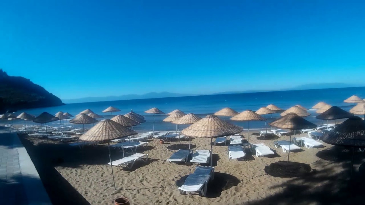 Hotel Aria Claros Beach Resors And Spa Turkey Youtube
