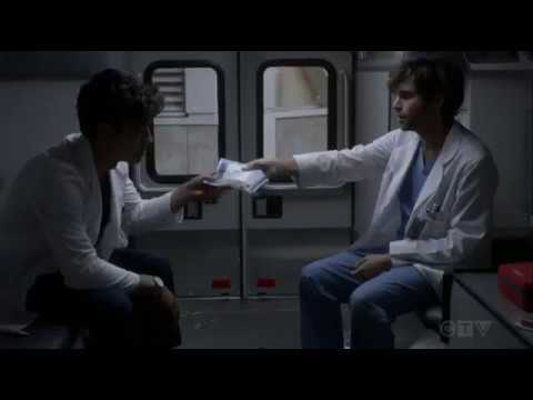 Grey's Anatomy Levi & Nico Blowin' In The Wind