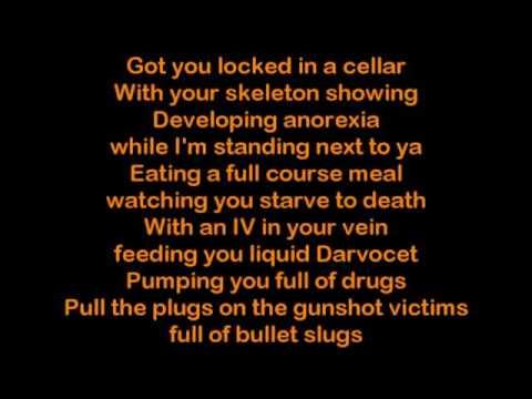 Eminem It s Only Fair To Warn Freestyle HQ & Lyrics