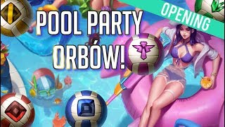 OPENING NOWYCH KUL POOL PARTY!