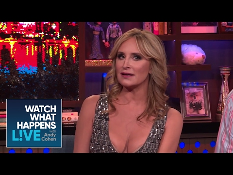 Sonja Morgan And Jack Nicholson Hooked Up! | RHONY | WWHL from YouTube · Duration:  2 minutes 47 seconds