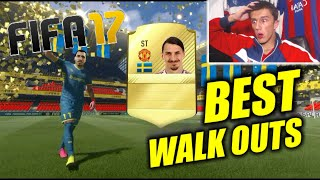 FIFA 17 PACK OPENING - WALKOUT PACK COMPILATION!