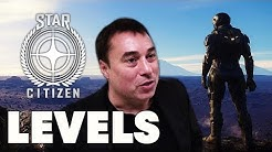 Biggest crowdfunding campaign in gaming history - Star Citizen | Levels