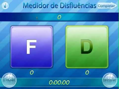 Medidor De Disfluencias Para O IPhone, IPad E IPod Touch - Fonoaudiologia
