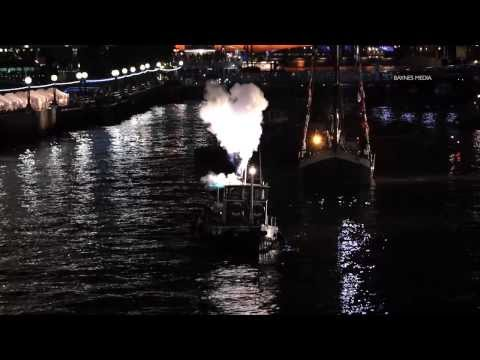 Ship's Opera Thames Festival