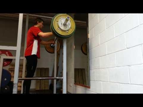 Testing strength - Squat 331lbs/150kg